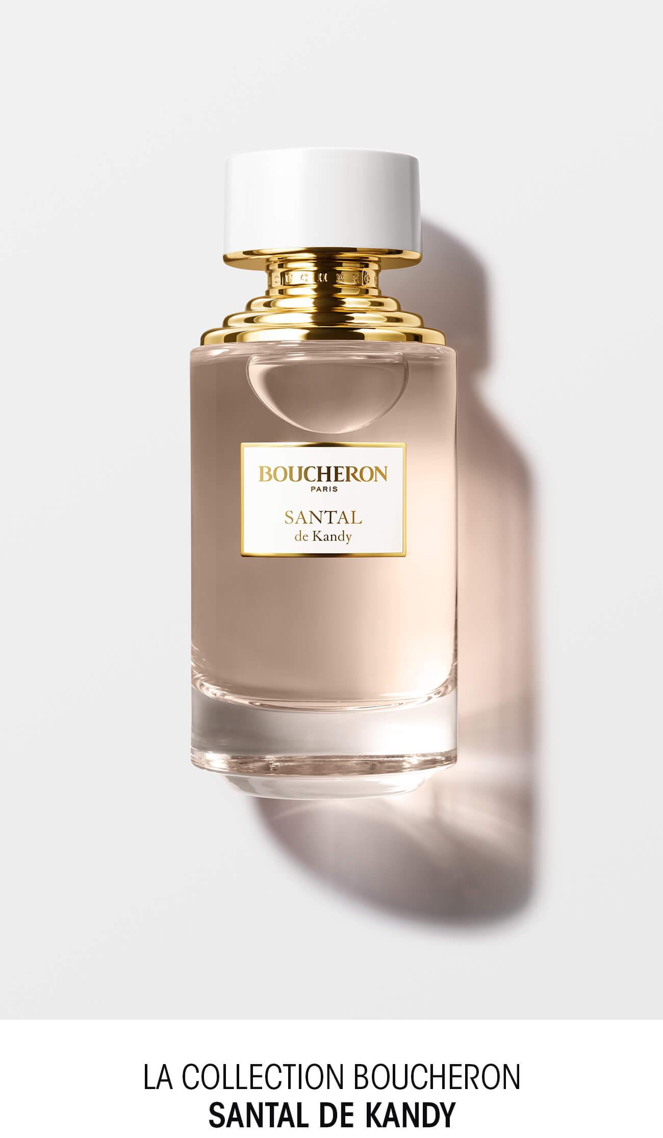 Le Cedre Rouge Paris 16 boucheron fragrances   interparfums