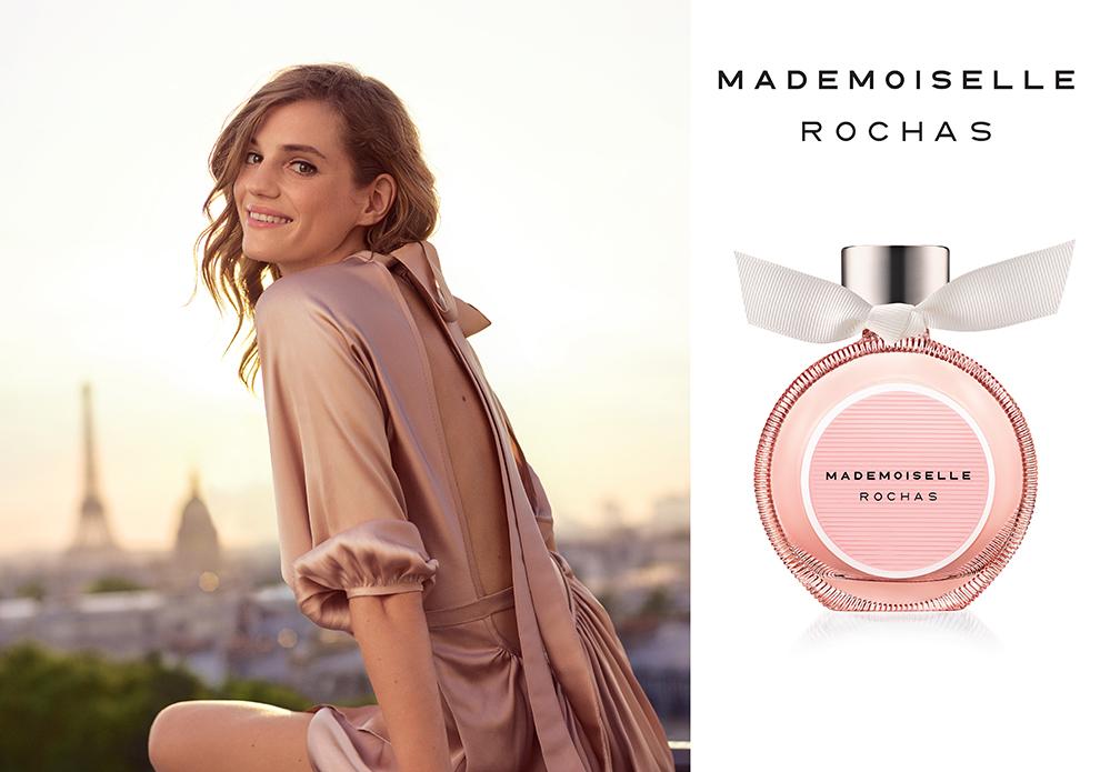 Rochas Mademoiselle Eau de Parfum - Interparfums